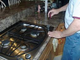Stove Repair Garland